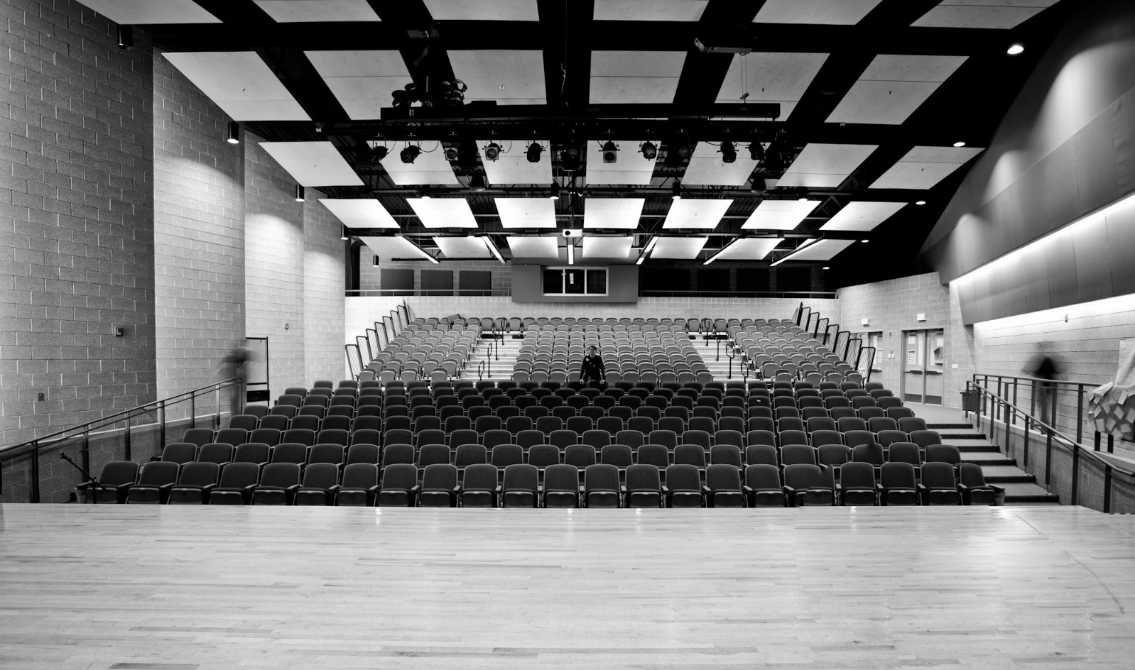 Casey - Casey Middle School Auditorium